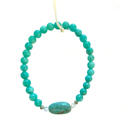 Amazonite Bracelet 4mm TA
